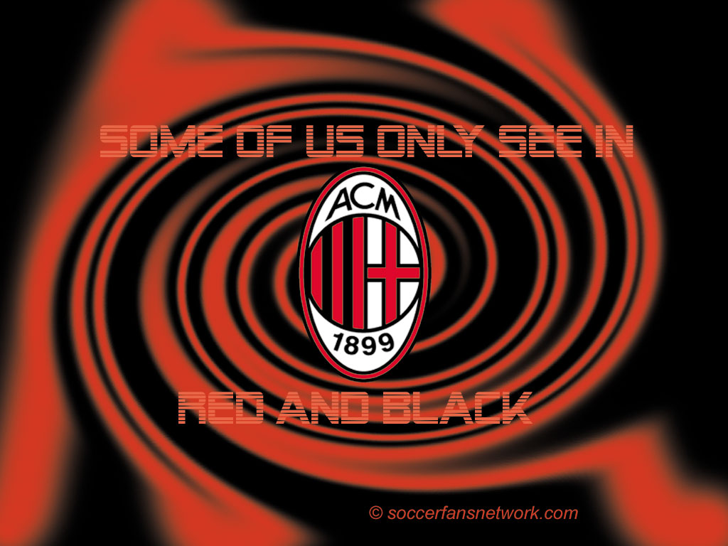 Wallpapers free wallpapers football club logos for Ac milan club